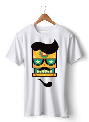 Face with mustache